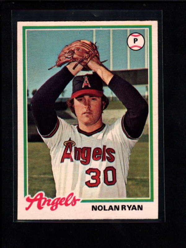 1978 O-PEE-CHEE #105 NOLAN RYAN NM-MT A5444