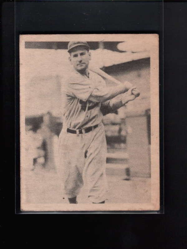 1939 PLAY BALL #98 ARTHUR WHITNEY VG-EX B8404